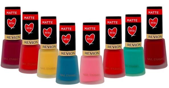 Revlon Nail Enamel Prefect Matte