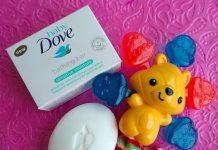 Baby Dove Sensitive Moisture Bar Review