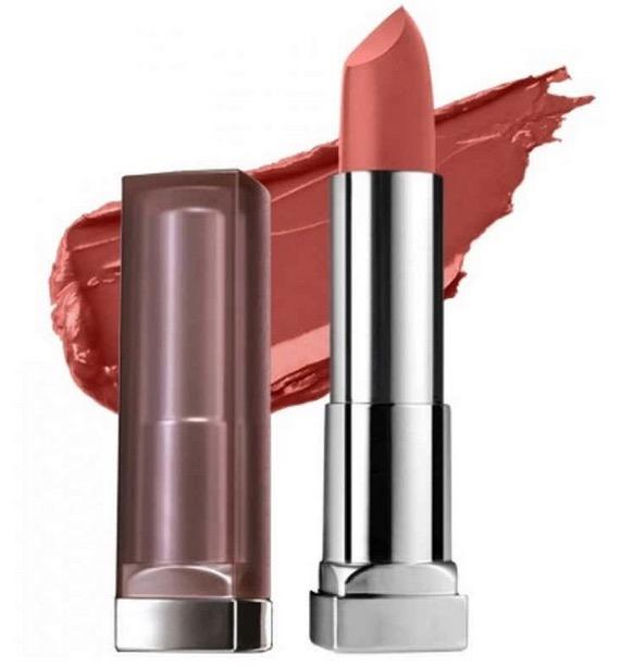 Maybelline Color Sensational Creamy Matte Lipstick Nude Nuance