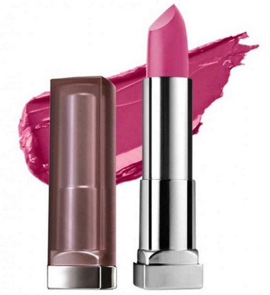 Maybelline Color Sensational Creamy Matte Lipstick Ravishing Rose