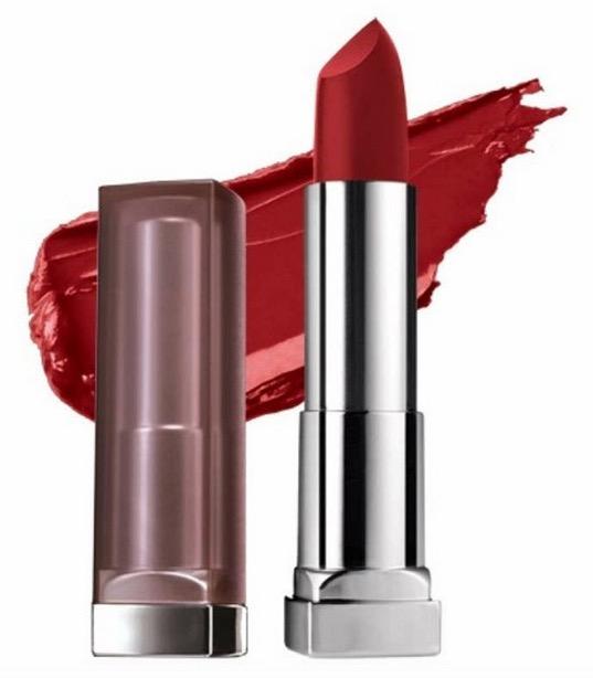 Maybelline Color Sensational Creamy Matte Lipstick Divine Wine