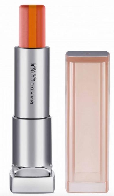 Maybelline New York Color Sensational Lip Flush Just Bitten sunset sorbet