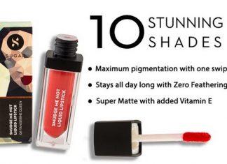 Sugar Smudge Me Not Liquid Lipstick