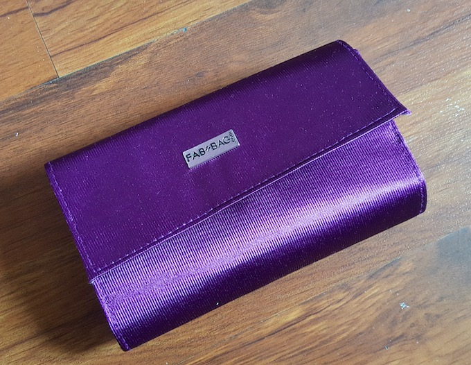 Fab Bag January 2017 review