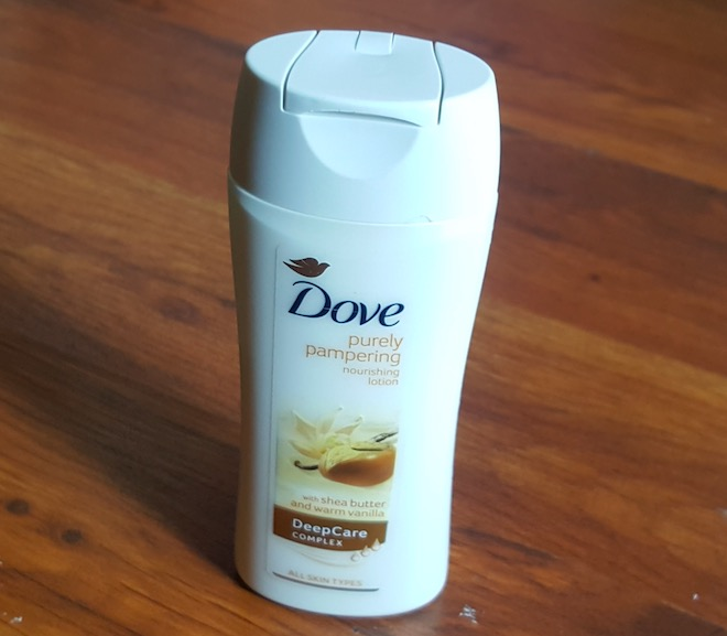 Dove Purely Pampering Shea Butter and Warm Vanilla Nourishing Body Lotion Review