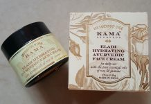 Kama Ayurveda Eladi Hydrating Ayurvedic Face Cream Review
