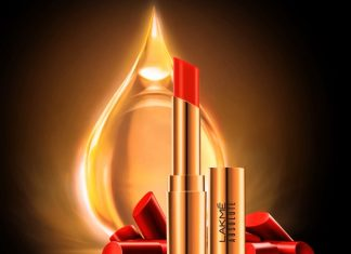 Lakme Absolute Argan Oil Lip Color
