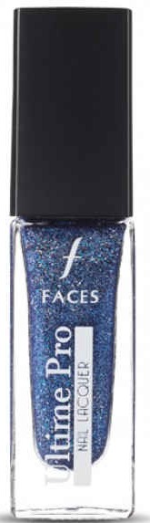 Faces Ultime pro nail lacquer Denim Collection - Denim Cobalt 08