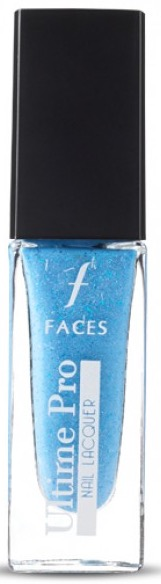 Faces Ultime pro nail lacquer Denim Collection - Denim Blue 05