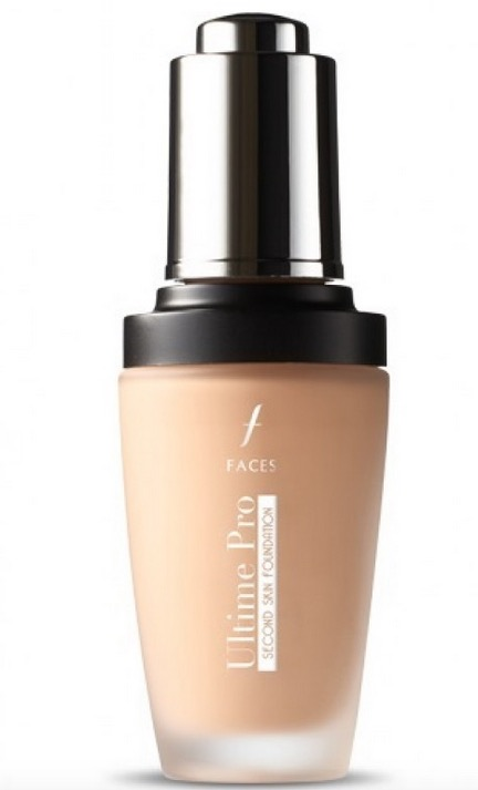 Faces Ultime Pro Second Skin Foundation & Pressed Powder