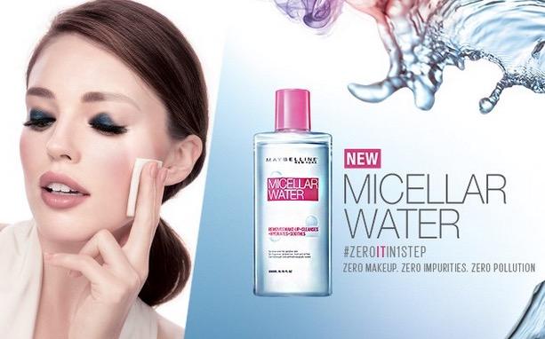 Maybelline New York Micellar Water