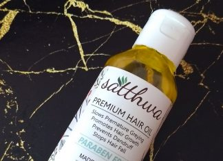 Satthwa Premium Hair Oil Review