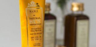 Kama Ayurveda Natural Sun Protection Spf-21