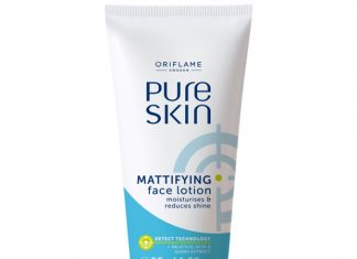 Oriflame Pure Skin Face lotion