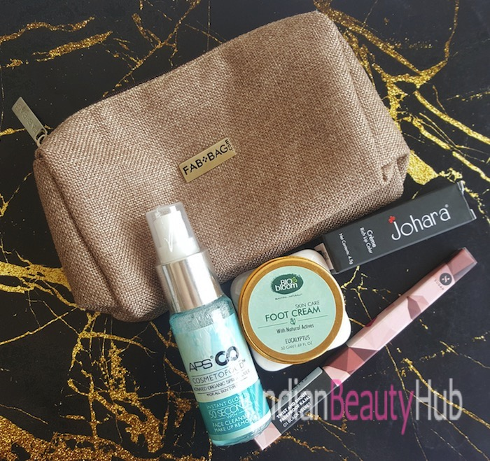 June Fab Bag 2017 Review