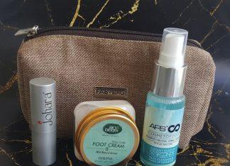 June Fab Bag 2017 Review