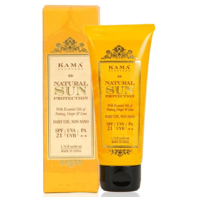 Kama Natural Sun Protection