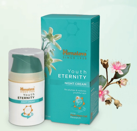 Himalaya Youth Eternity D Night Cream