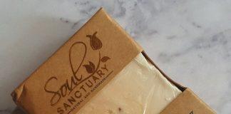 Soul Sanctuary Honey Oatmeal Milk Soap Review