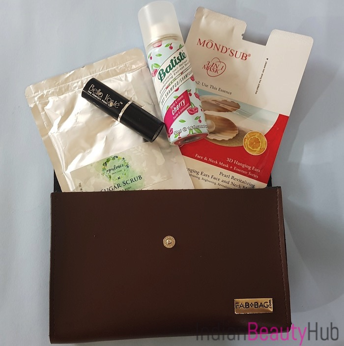 The Flawless & Fierce August Fab Bag
