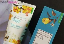 Blossom Kochhar Aroma Magic Foot Cream Review