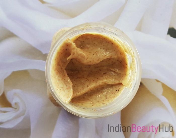 Soul Sanctuary Apricot Walnut Face Scrub Review