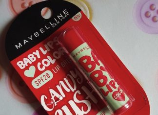 Maybelline Baby Lips Candy Rush Lip Balm Watermelon Pop