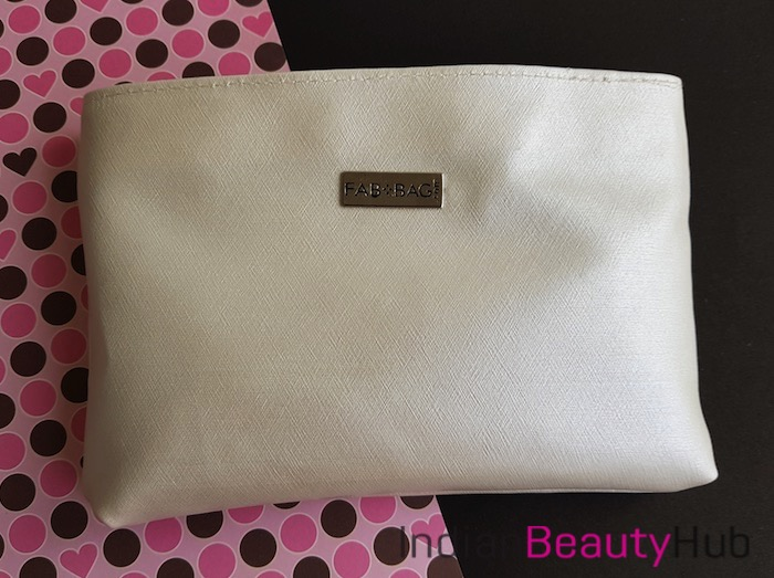 Fab Bag September 2017 Review