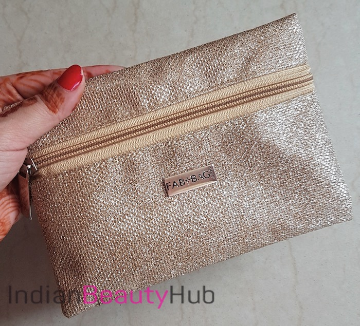 'The Steal The Limelight' October Fab Bag 2017 Review