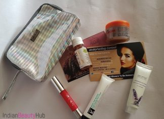 'The Hit List' November Fab Bag 2017 Review
