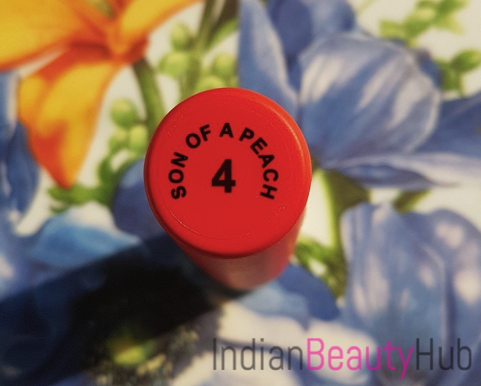 Stay Quirky Lip Balm Son of a Peach Review