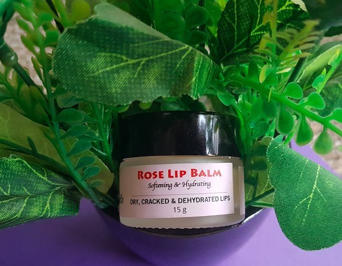 Mirah Belle Rose Lip Balm Review
