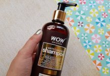WOW Skin Science Anti-Dandruff Shampoo Review