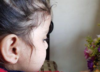 Baby Ear-piercing