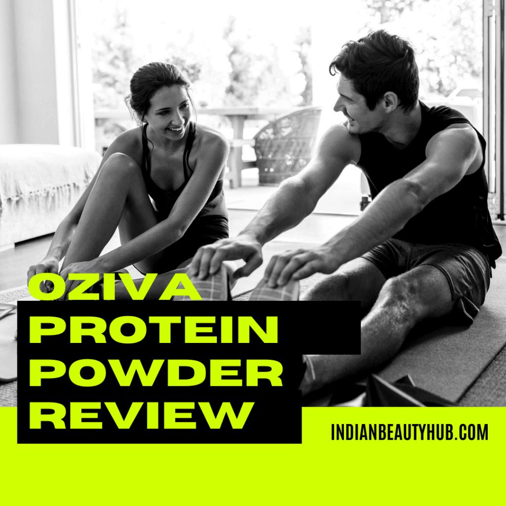 Oziva Protein powder Review