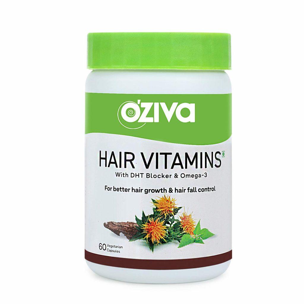 OZiva Hair Vitamins Review