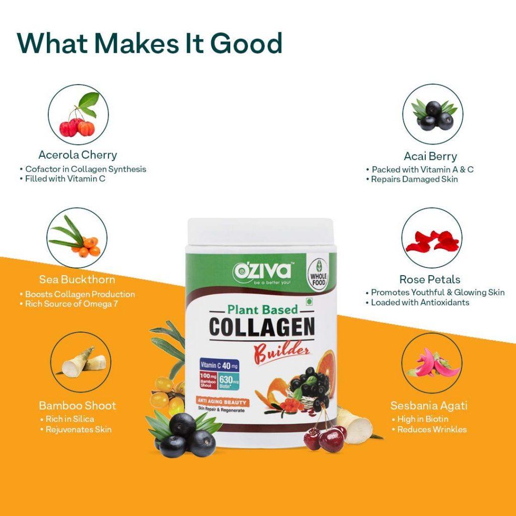 What Makes Oziva Collagen Good